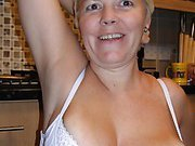 I am a sexy milf that I hope you want to fuck because I am horny too