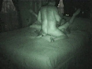Blonde cuckold wife and her aroused stranger get recorded in bedroom